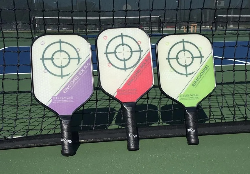 5 Best Encore Pickleball Paddles for the Winners