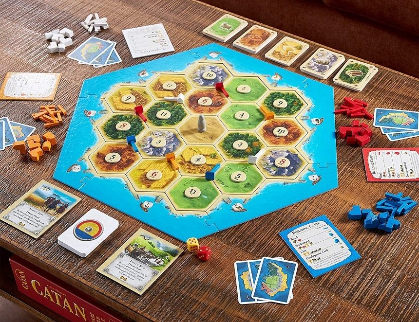 6 Best Engine Building Board Games - Exciting and Entertaining!