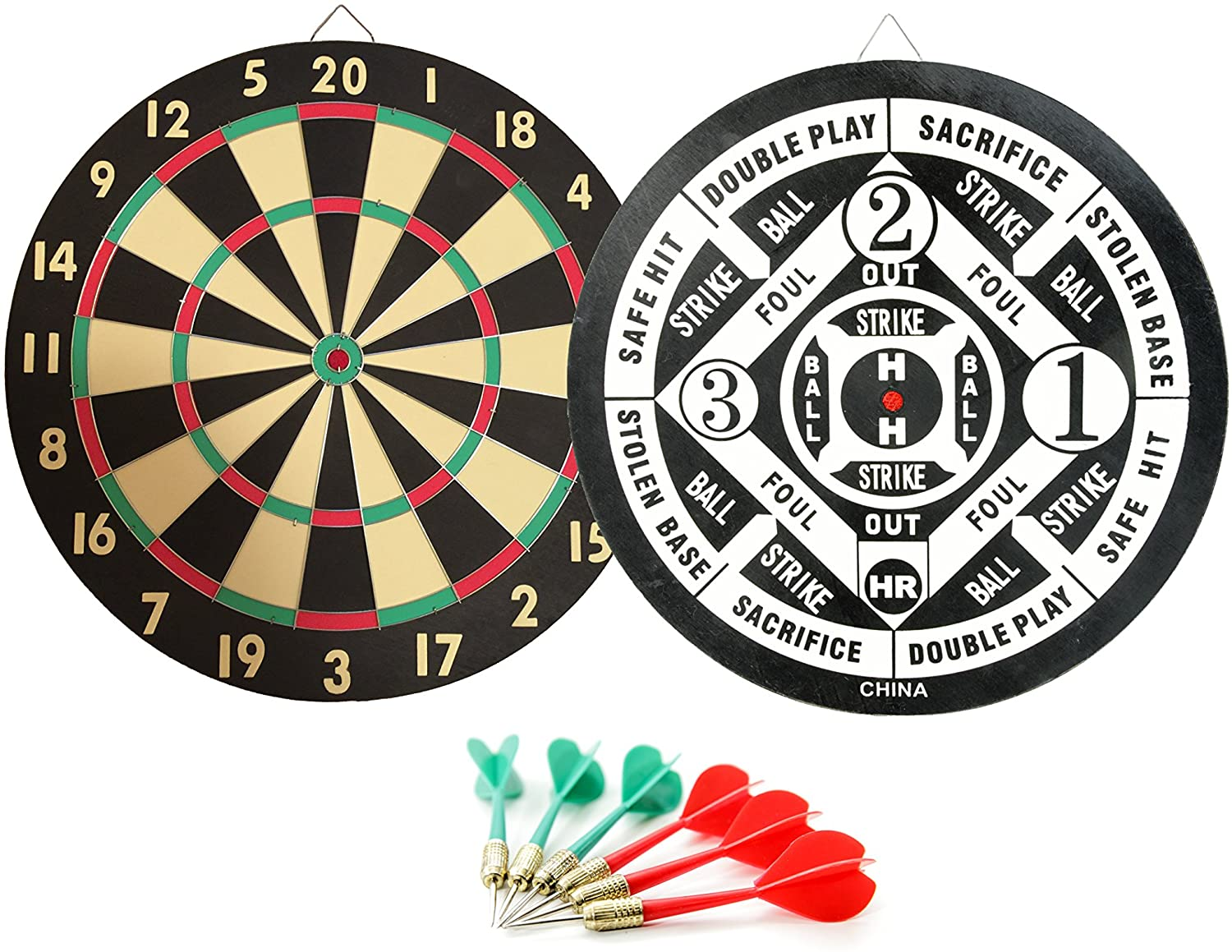 How to Play Baseball Darts: All You Need to Know
