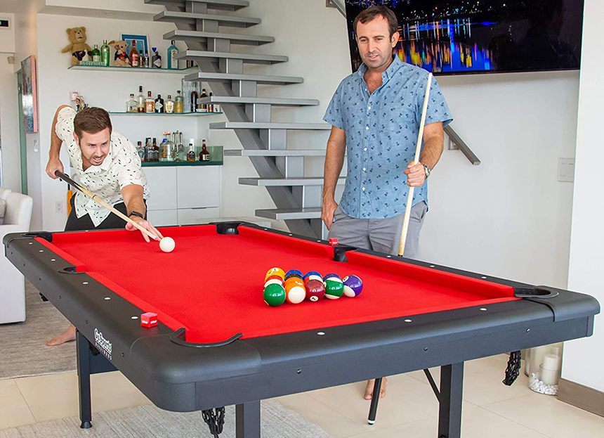 6 Best Pool Tables under $500 — High-Quality and Affordable