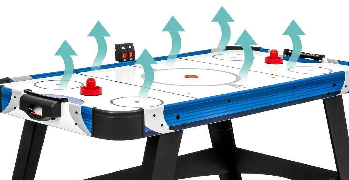How Does an Air Hockey Table Work?