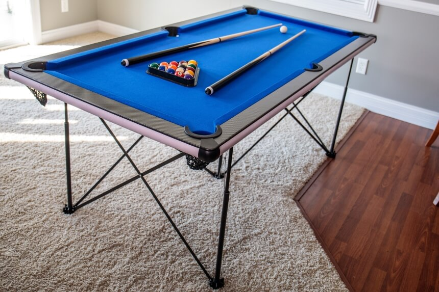 How Much Does a Pool Table Weigh?