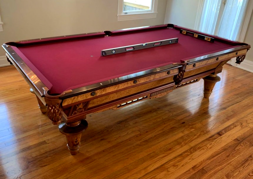 How to Level a Pool Table?