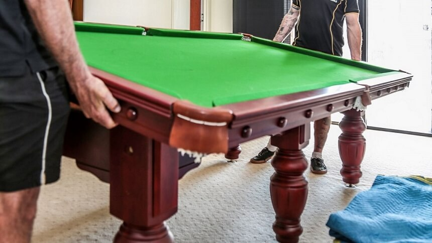 How to Refelt a Pool Table?