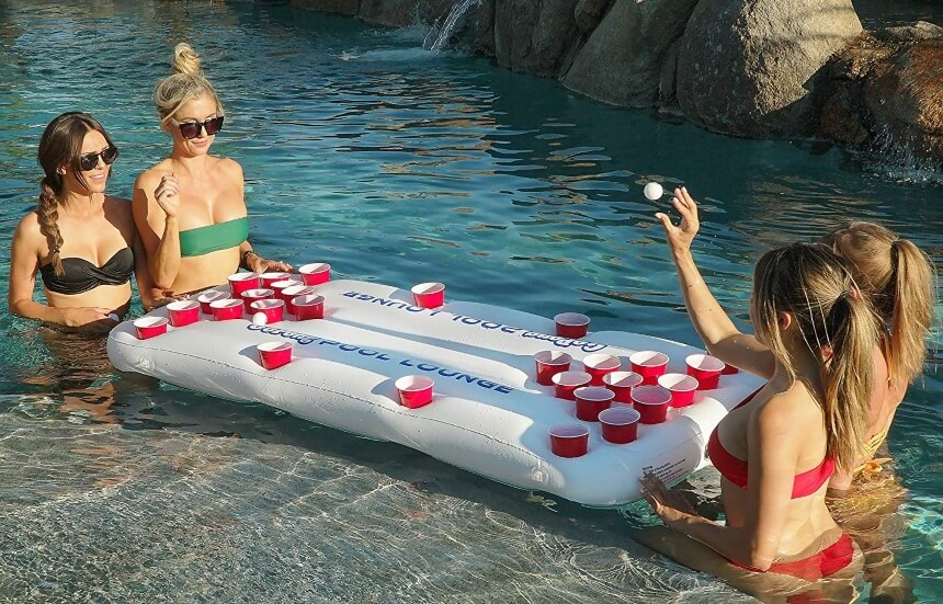 8 Best Floating Beer-Pong Tables to Make Any Party a Success