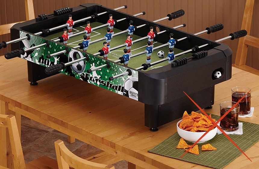 Foosball Table Maintenance: Easy Ways to Prolong Your Table's Lifespan