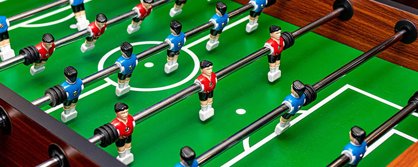 Foosball Table Setup: Step-by-Step Assembly Instructions