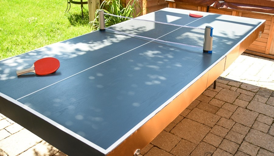 What Are the Standard Ping Pong Table Dimensions?