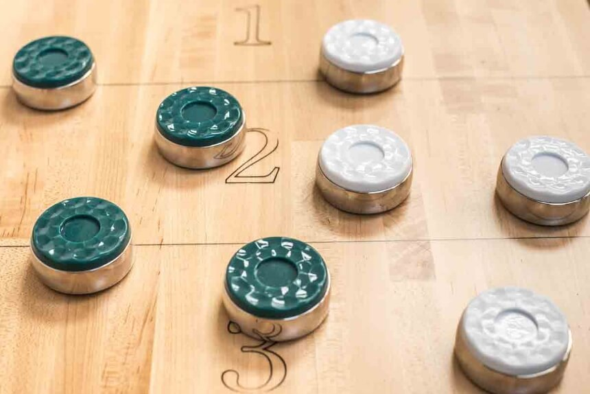 Shuffleboard Rules: All the Basics You Wanted to Know