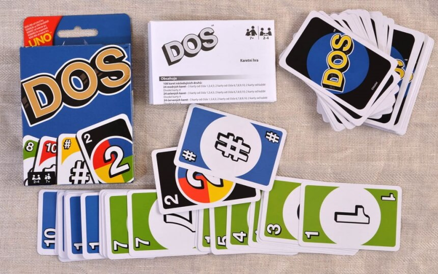 DOS Rules: A New Take on UNO!
