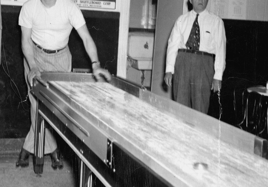 Shuffleboard History: Learn All About This Game's Origins