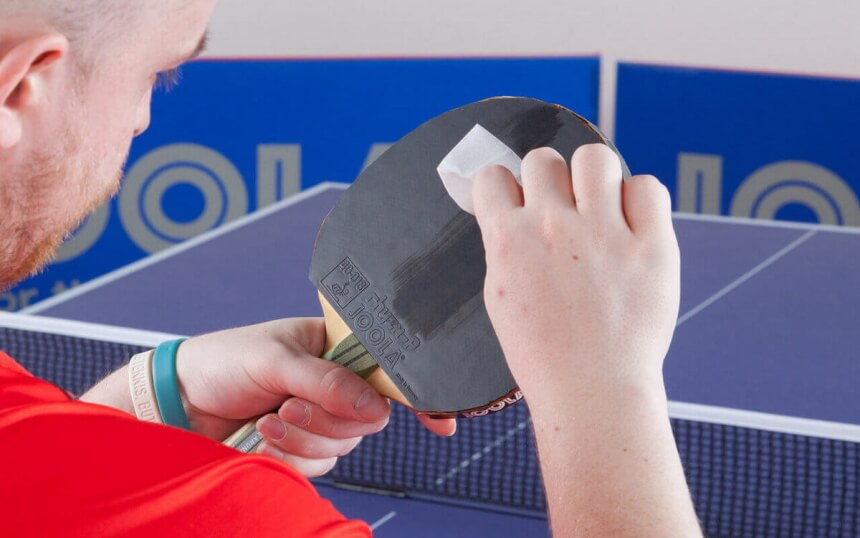 How to Make Ping Pong Paddle Sticky and Why is It Needed?