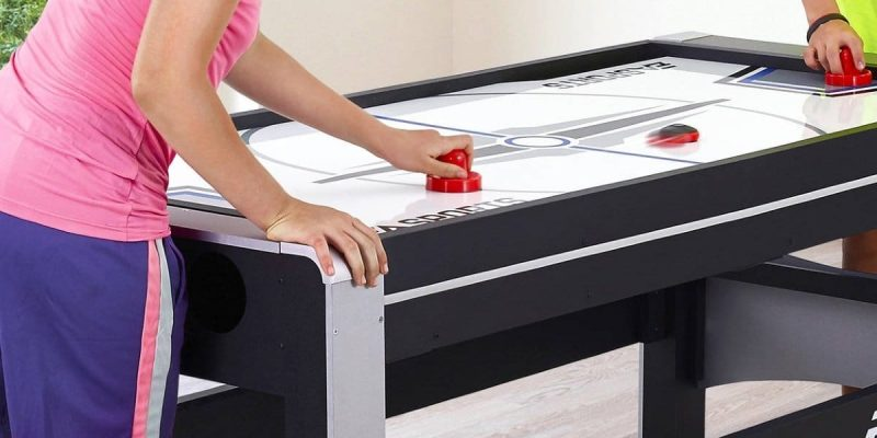 Top 5 Air Hockey Ping Pong Table Combos: Get the Best of Both Worlds