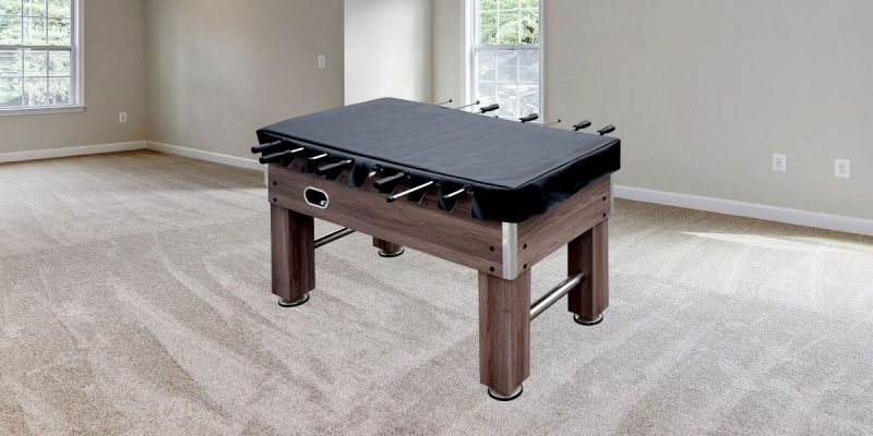 5 Great Foosball Table Covers to Keep Your Game Safe