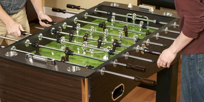 5 Best Hathaway Foosball Tables – Reviews and Buying Guide