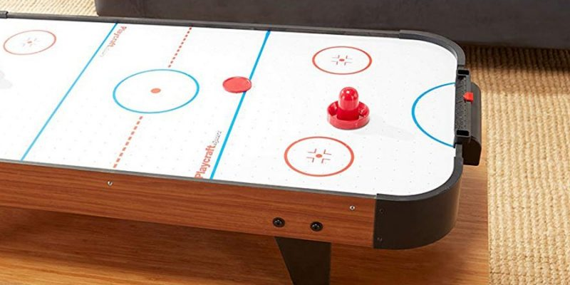 Top 5 Mini Air Hockey Tables: Bring the Fun with You Wherever You Go