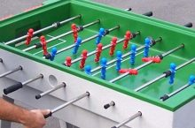 Top 5 Outdoor Foosball Tables – Take the Game Outside!