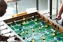 7 Best Professional Foosball Tables – Create the Tournament Atmosphere!
