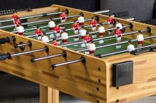 6 Best Wood Foosball Tables – Reviews and Buying Guide