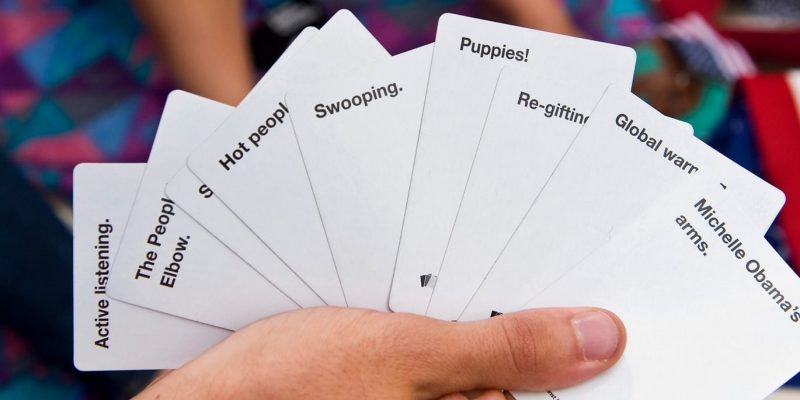 12 Awesome Adult Card Games for Hours of Fun!