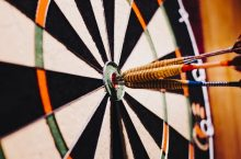 5 Best Bristle Dartboards for Your Games Room: Hit the Bullseye!