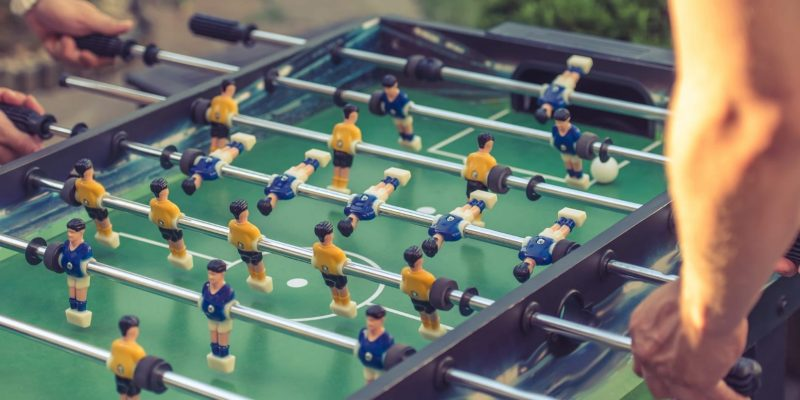 Foosball Tips – Improve Your Game