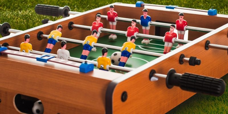 5 Fantastic Mini Foosball Tables – Take the Game with You!