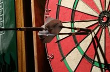 9 Best Steel Tip Darts for Your Bristle Dartboard – Never Miss The Bullseye!