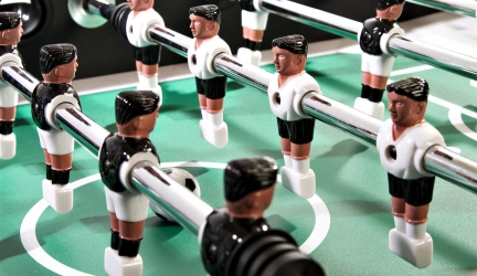 Top 5 Folding Foosball Tables That Won't Take Up Much Space